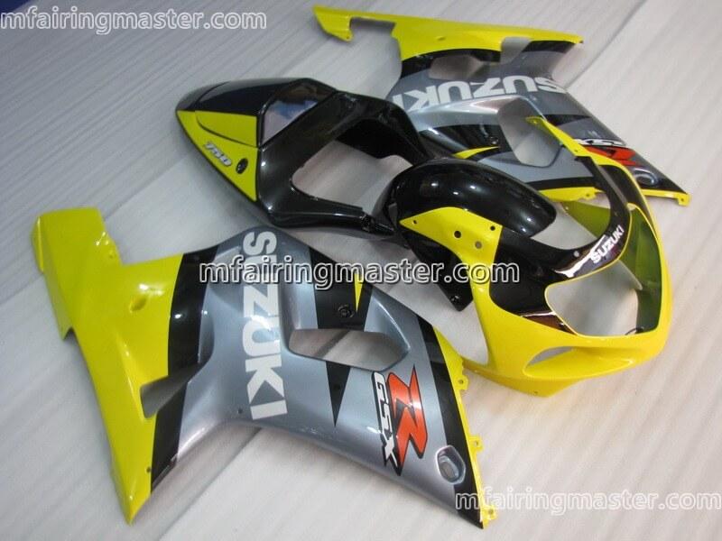 suzuki GSXR 600 750 K1 2001 2002 2003 ABS street fairing